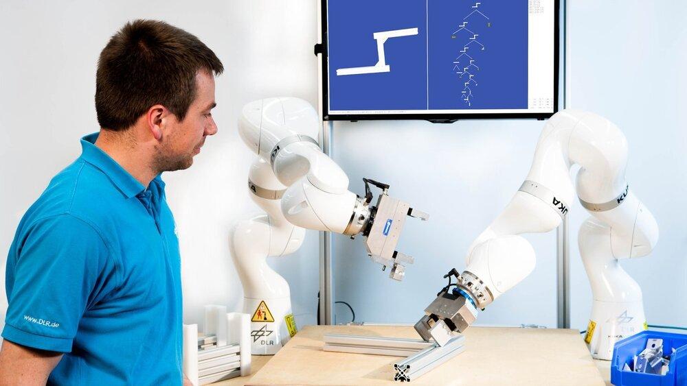 DLR Institute of Robotics