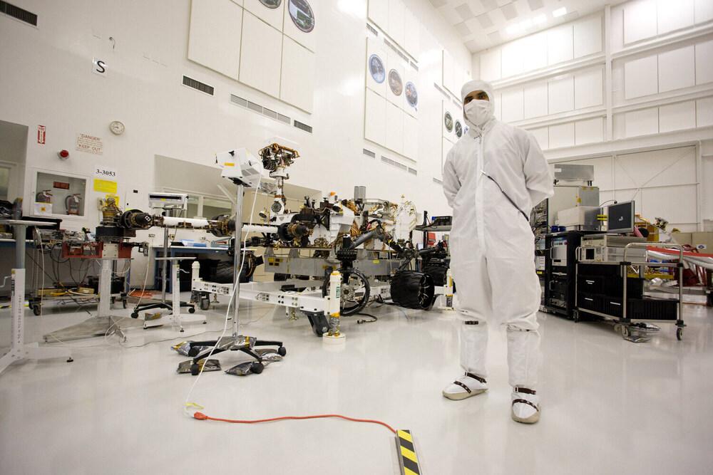 NASA's Jet Propulsion Laboratory