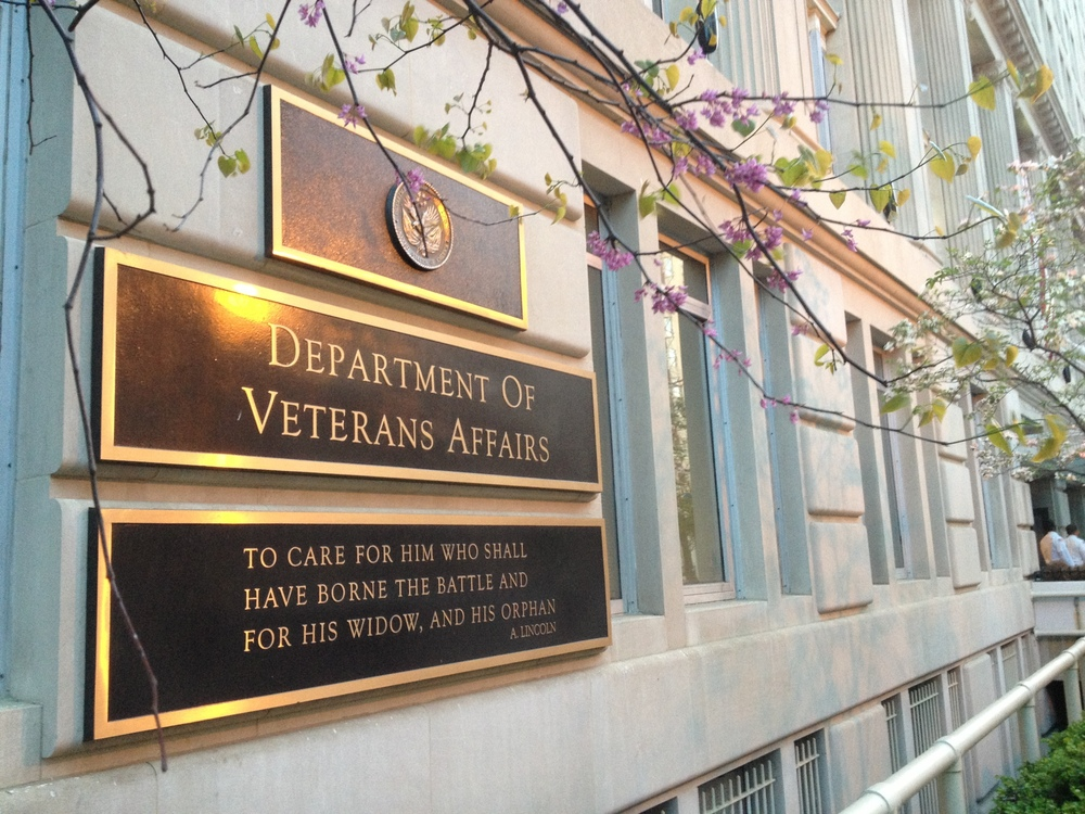 The U.S. Department of Veterans Affairs